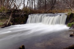 Lynn Falls, Port Dover, Ontario (Joseph Hollick) Tags: waterfall lynnfalls portdover