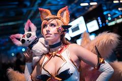 HeroFest (endorphin75) Tags: fantasy festival fest art videogames switzerland heroes culture suisse cosplay portrait con convention schweiz bern games hero 2018 bernexpo cosplayer fair herofest show