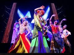 Danni Dee  @ Boulevard Newcastle (Ermintrude73) Tags: boulevardnewcastle wwwboulevardnewcastlecouk copenhagen1801ltd showbar cabaret crossdresser femaleimpersonator drag dancing dancer dance performance performer stage show dannidee legsoflondon