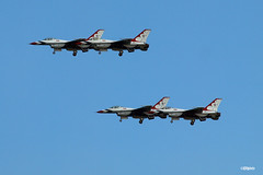 180822_37_ACAS_Thunderbirds (AgentADQ) Tags: united states air force thunderbirds atlantic city show airshow aerobatic flying aviation airplane jet fighter plane f16 fighting falcon vipr viper 2018 new jersey
