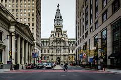 City Hall, Philadelphia (YL168) Tags: sonyemount cityhall philly street buldings