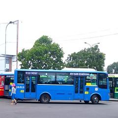 Samco City I51 CNG on bus line number 45 connects District 08 bus terminal and Eastern bus terminal   Vehicle license plate: 51B - 253.33  #buytsaigon #bus45 #samco #samcobus #isuzu #isuzubus #cngbus #ngvbus #benxequan8 #caunhithienduong #cauchava #buudie (phanphuongphi) Tags: truongphothongnangkhieu samco cngbus cauchava chorayhospital caudienbienphu congtruongmelinh benthanhmarket daihocsaigon buytsaigon choandong raptranhungdao benhviennhidong2 ngvbus benxemiendong ngatuhangxanh bus45 benxequan8 samcobus rapdaiquang chobenthanh isuzubus caunhithienduong buudienquan5 benhvienchoray isuzu
