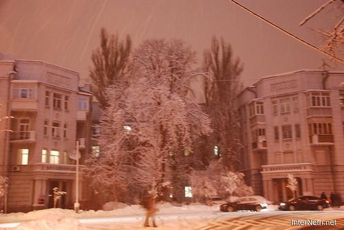 Засніжений зимовий Київ 423 InterNetri.Net Ukraine