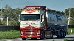 NL - P. vd Setten >juicelogistics< Volvo FH GL04 (BonsaiTruck) Tags: setten juicelogistics volvo lkw lastwagen lastzug truck lorry camion