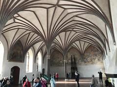 IMG_5992 (Andy961) Tags: polska poland malbork marienburg castle interior vault vaulting arch ceiling gothic architecture unesco worldheritage