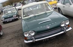 Triumph 2000 Twins (both 1965) (andreboeni) Tags: triumph2000 1965 triumph 2000 v8 3500 classic car automobile cars automobiles voitures autos automobili classique voiture rétro retro auto oldtimer klassik classica classico