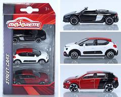 MAJ-Set-Street-Cars-3 (adrianz toyz) Tags: majorette street premium cars toy model car set diecast adrianztoyz citroen c3 peugeot 308 audi r8 cabrio convertible cabriolet