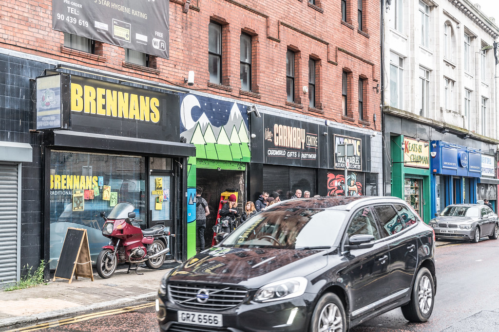 NORTH STREET IN BELFAST [PHOTOGRAPHED 2017]-145513