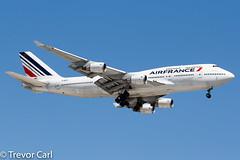 Air France | F-GITI | Boeing 747-428 | YYZ | CYYZ (Trevor Carl) Tags: aircraft airplane airlinersnet photo ggiti transport vboeing 747428 aviation alltypesoftransport plane airfrance 32869 torontopearsoninternationalairport cyyz avgeeks yyz
