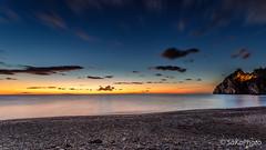 Sant'Alessio-1-HDR (JoySadaro) Tags: mare alba cloud dawn santalessiosiculo sea sunrise sunset