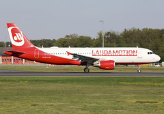 OE-LOE (QC PHOTOGRAPHY) Tags: frankfurt main germany april 20th 2018 laudamotion air berlin cs a320200 oeloe