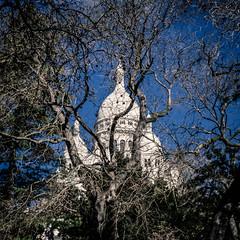 Paris: Sacré-Cœur de Montmartre (designladen.com) Tags: europe france frankreich paris paris18 paris18buttesmontmartre sacrecoeur sacrécœur sacrécœurdemontmartre îledefrance p3302407 olympusem10 olympus lumixgvario14140f3556 32mm explore inexplore
