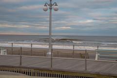 Double Barrel (seanbeebe_photo) Tags: nj newjersey avonbythesea boardwalk waves beach ocean