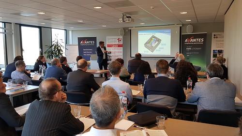 Presentatio Avantes. Spectroscopy applications for  Environmental  Sensing. Benno  Oderkerk
