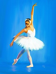 La Prima Ballerina (Pat McDonald) Tags: artrage bailaora bailaoras bailar bale ballerina ballet ballo beauty digitalart danse dans dance guapa guapísima moscow pixabay russia retrato primaballerina nikidinov bulgaria