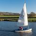 Sailing at Saltford
