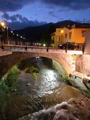 Mañana en Monachil (jperthllave) Tags: monachil andalusia spain 1232 mañana morning colors panasonic panasoniclumixg12–32mmf35–56asphmegaois lumix river