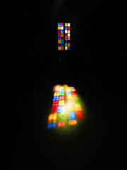 Vitral (trajano_pereira) Tags: vitral window church janela reflection reflexo luz