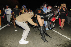 035 (morgan@morgangenser.com) Tags: westhollywood halloween 2018 weho carnival costumes crazy funny bizarre sexy naked lingerie donaldtrump stormydaniels photobymorgangenser scarytights exposing flashing photographers colorful lgbt dressingup dessingdown