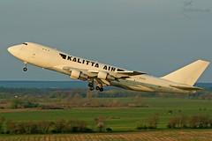N704CK Kalitta Air Boeing 747-246F(SCD) (airliners.sk, o.z.) Tags: n704ck kalitta air boeing 747246fscd airlinerssk btslzib bratislava bts lzibbts lzib mrstefanik airlines airport