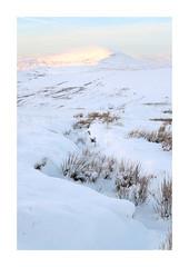 B E A C O N - O F - L I G H T (Andrew Hocking Photography) Tags: fanfawr penyfan breconbeacons mountains snow wales southwales cymru landscape winter cold freezing glow sunrise uk gb