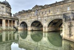 Pulteney Bridge, Bath (Baz Richardson) Tags: somerset bath pulteneybridge georgianarchitecture robertadam bridges riveravon