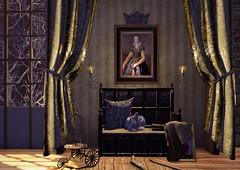 Crickley Hall (AGodenot) Tags: applefall cutepoisonhome halfdeer noctis eclipse nutmeg powermesh sixdigital moonwatanabe