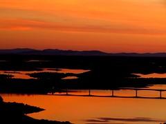 alqueva nacht (lualba) Tags: nightfall sunset sonnenuntergang alqueva alentejo portugal