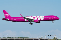 WOWair_A321_TF-JOY_AMS_SEP18 (Jonas_Evrard) Tags: aviation airport aircraft airplane airliner spotting spotter schiphol landing photography planespotting plane planes planespotter