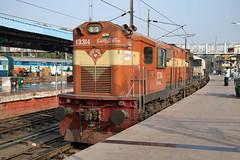 Indian Railways WDG-3A 13314 Hyderabad Deccan (daveymills37886) Tags: indian railways wdg3a 13314 hyderabad deccan
