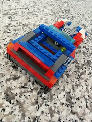 Lego MOC Corvette (JB Records) Tags: corvette car lego speed fast accelerating cornering drift powerful cool supreme expensive blue pipes exhaust