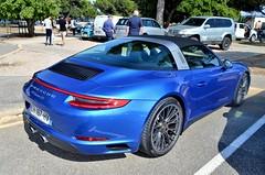 Porsche 911 Targa 4S (benoits15) Tags: porsche 911 targa 4s blue german car supercar blancpain