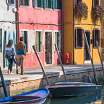 04/12/2018 - PDI. League 3.. Strolling on Burano by Martin Parratt