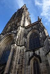 St. Lamberti Kerk / Münster (rob4xs) Tags: münster kerstmarkt weihnachtsmarkt nrw duitsland deutschland germany stlambertuskerk kerk kirche church stlamberti muenster favorite