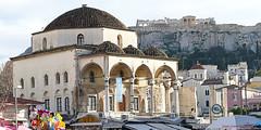 Mosquée Tzistarakis - Place Monastiraki - Athenes (JPH4674) Tags: athenes monastiraki mosquée grêce