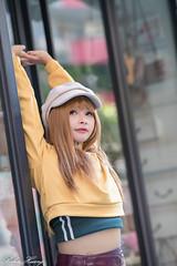 DSC_6922 (Robin Huang 35) Tags: devi 忠孝敦化商圈 街拍 人像 portrait lady girl nikon d850 大安區 臺北市 臺灣 tw