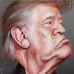 Donald Trump - Caricature thumbnail