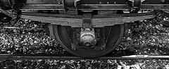 Train des Cévennes,essieu (DOMVILL) Tags: cévennes domvill essieux france monochrome train wwwflickrcompeoplevildom