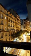 Feirs Park Hotel (Carlos Ramirez Alva) Tags: longtimeexposure noche night trípode argentina buenosaires manual f3556 1022mm canon a5100 sony