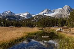 Stream (CloudRipR) Tags: stream creek water clear rocks mountains snow fall grass sierras easternsierras nikon nikkor d810