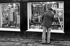 Window Shopping (alison's daily photo) Tags: windowshopping blackandwhite monochrome cumbria cmwd cmwdblackandwhite 100xthe2019edition 100x2019 image22100