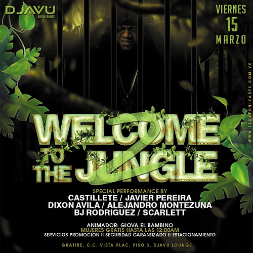 Welcome To The Jungle image