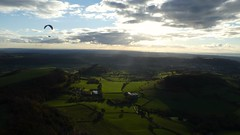 Getting high in the sunshine (richiegibbs15) Tags: dmctz80 paragliding