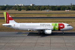 CS-TNN TAP Air Portugal Airbus A320-214 at Berlin Tegel on 16 September 2018 (Zone 49 Photography) Tags: aircraft airliner aeroplane germany berlin deutschland september 2018 txl eddt tegal airport tp tap airportugal air portugal airbus a320 320 214 cstnn