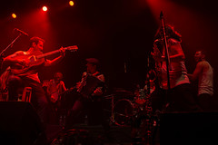 La Maravillosa Orquesta del Alcohol - El Plaza (Viry_Laz) Tags: moda orquesta lamaravillosaorquestadelalcohol conciertos mexico elplaza banda