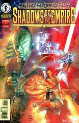 Star Wars: Shadows of the Empire (LEGENDS) Issue 6-6 (Star Wars LatinAmerica) Tags: