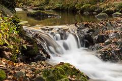 Río Bayones (Txaro Franco) Tags: río bayones cascada velocidadlenta water agua waterfall