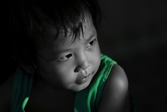 Green Angel (anthonyasael) Tags: people kampongayer asianethnicity photography oneperson puerile asian adorable jaincotech stateofbrunei sweat tshirt otherkeywords sunlinght abodeofpeace blackhair 1 anthonyasael frontview colorimage horizontal asael topa color puerility preschooler blackbackground bandarseribegawan brunei asians childhood bruneidarussalam kids children boys lookingaway dark darkness boy lonely jt alone headandshoulders innocence indoor inside green cute oneboyonly jainco interior innocent sweating solitary kid lovable closeup shadow onechildonly one splashwithcolorsandhope