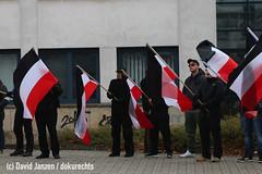 IMG_0957 (DokuRechts) Tags: npd salzgitter neonazis rechtsextremismus polizei niedersachsen nationalisten rechte aufmarsch demonstration protest jn