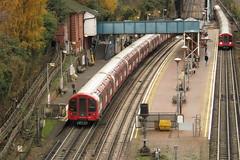 91079 North Acton (localet63) Tags: londonunderground centralline 91079 northacton